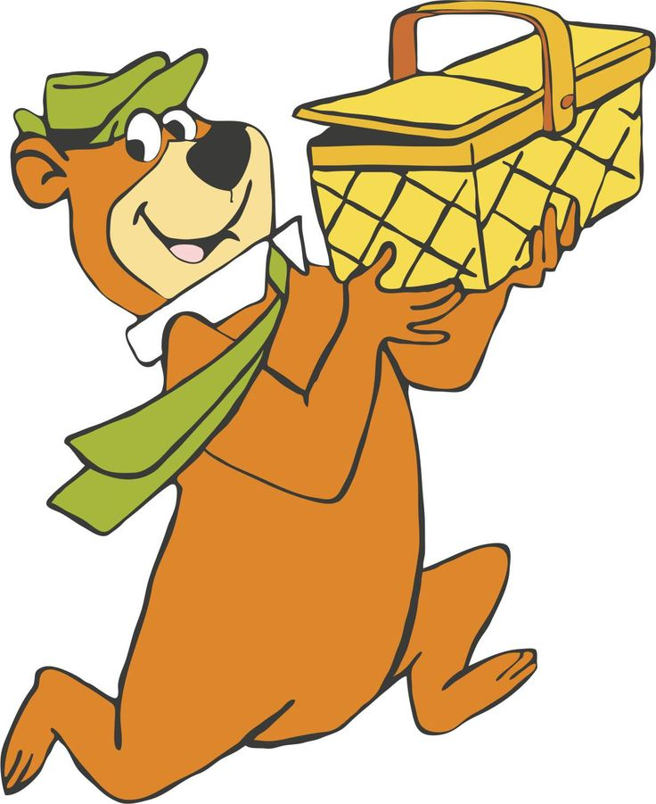 Is Yogi Bear a Hero?
