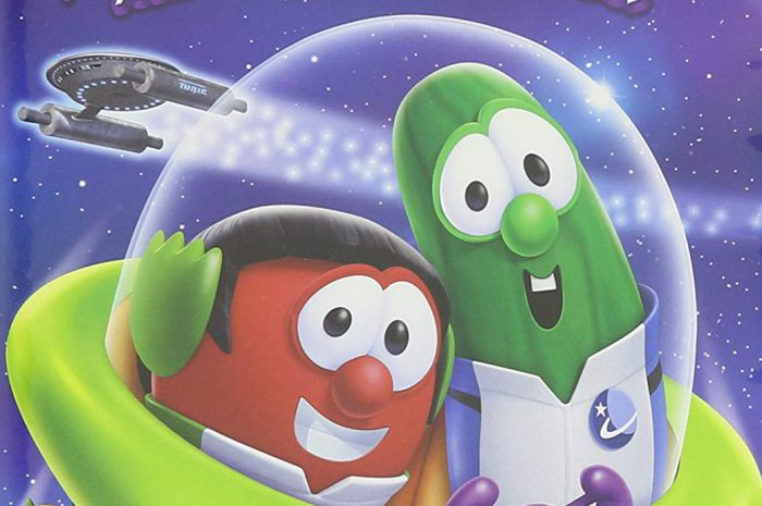 VeggieTales in Space: The Fennel Frontier