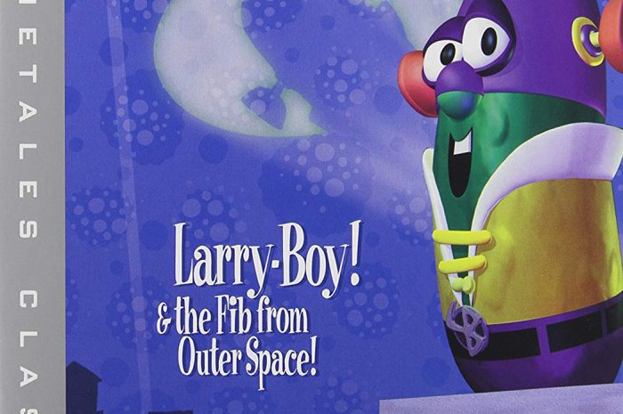 Larry-Boy and the Fib From Outer Space