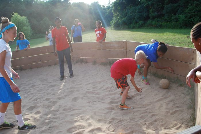 Gaga Ball Anyone?